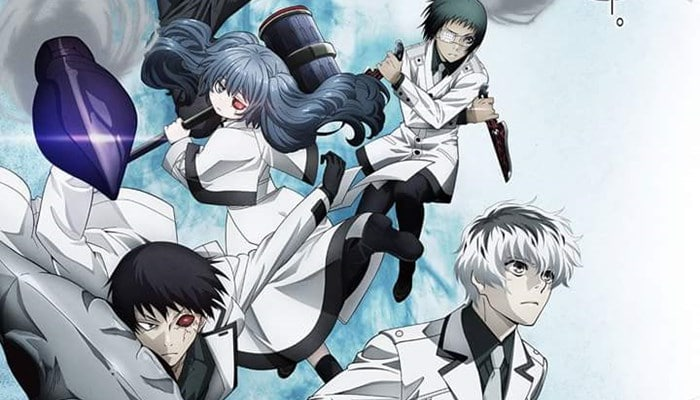 Tokyo Ghoulre BD Subtitle Indonesia Batch