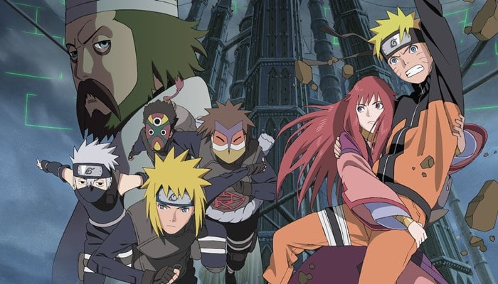 Naruto Shippuuden Movie 4 - The Lost Tower BD Subtitle Indonesia