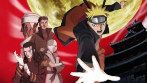 Naruto Shippuuden Movie 5 - Blood Prison BD Subtitle Indonesia