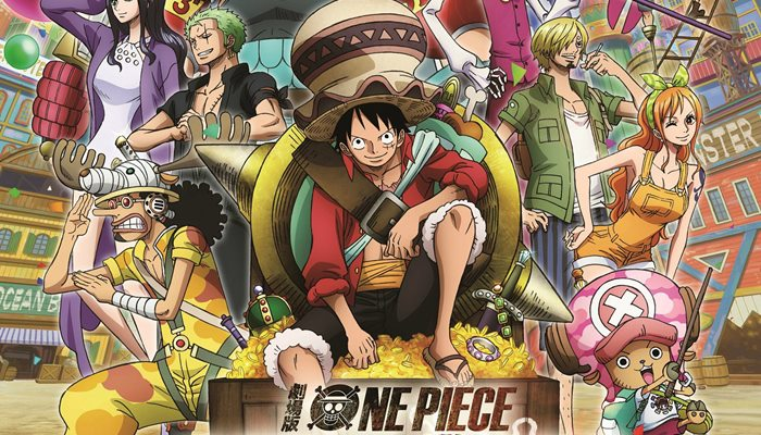 One Piece Movie 14 Stampede Subtitle Indonesia