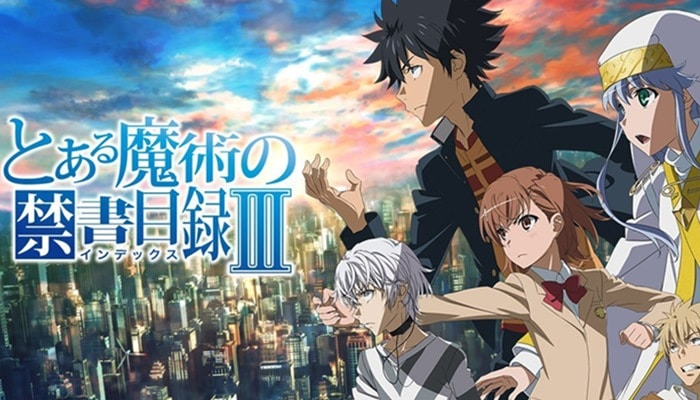 Toaru Majutsu no Index III Subtitle Indonesia Batch