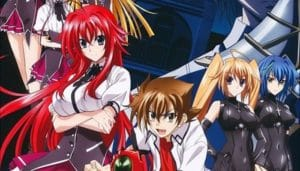 High School DxD BD Subtitle Indonesia