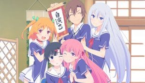Ore no Kanojo to Osananajimi ga Shuraba Sugiru BD Subtitle Indonesia Batch