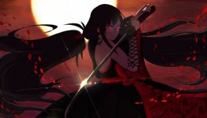 Blood-C BD Subtitle Indonesia Batch