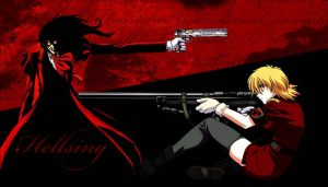Hellsing Ultimate BD Subtitle Indonesia Batch