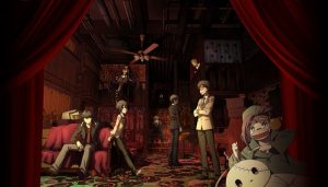 Ranpo Kitan Game of Laplace Subtitle Indonesia Batch